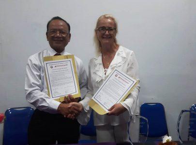 Prodi Kesehatan Universitas Triatma Mulya Jalin Kerjasama Dengan Pritchard Health (Nurse-Led Clinic) Australia