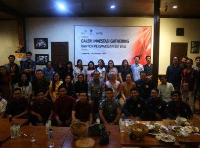 Galeri Investas Universitas Triatma Mulya (GI UNTRIM) Menerima Undangan dari BEI Kantor Perwakilan Denpasar