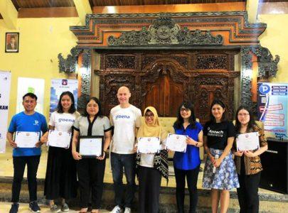 "Universitas Triatma Mulya Menyelenggarakan Talk Show ""Cerdas dalam Menggunakan Fintech"""