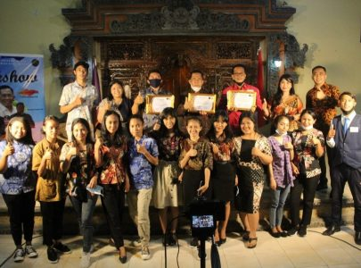 """Virtual Talk Show """"Marketing Strategies of Travel Agencies to Attract Foreign Tourist Visits to Bali"""""""